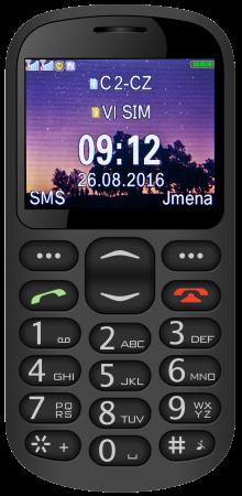 Seniorentelefon A 880 GPS