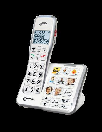 Schwerhörigen Telefon Geemarc Amplidect 595 Photo