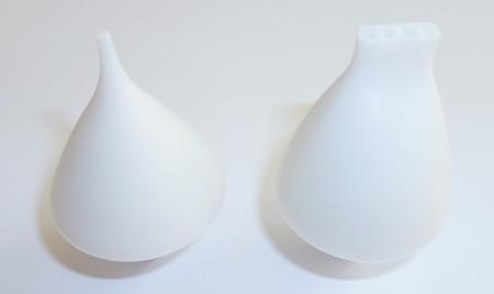 Ersatzsaugtüllen für Hörgerätereiniger HC 200