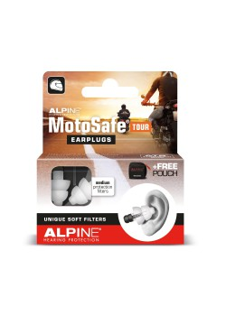 Alpine Motosafe Gehörschutz