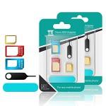 SIM Karten Adapter Set
